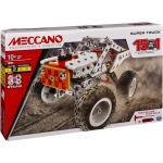 Super Truck - 15 modèles MECCANO