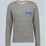 T-shirt marinière Junya Watanabe MAN x Merz b. Schwanen
