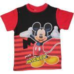 T-Shirt Mickey Mouse UV Rouge - 4 Ans