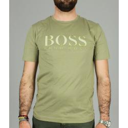 T-Shirts Hugo Boss Vert