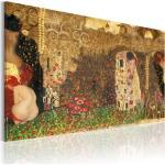 Tableau Imprimé Gustav Klimt Inspiration - Paris Prix