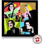 Tableau Portait De Famille, Tableau Pop Art, Portrait Style Andy Warhol