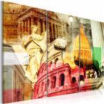 Décorations noires à motif Rome