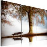 Tableau toile de décoration motif Poetic landscape 90x60cm DEC110547