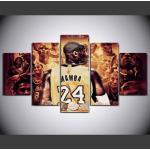 Tableaux sur toile Basketball Kobe Bryant modernes