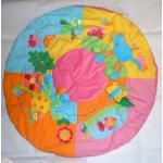 Tapis D'éveil Nattou Multicolore Animaux - Sans Les Arches