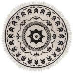 Tapis Nomade en coton D120 cm