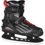 Tempish IJshockeyschaatsen CROX Zwart/Rood/Grijs 38 Zwart/Rood/Grijs 38