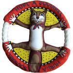 Tempsa Jouet De Frisbee Pour Chien Animal 40 X 20 X 20cm Rouge