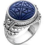 Bagues Thomas Sabo bleu nuit ethniques fait main style ethnique pour femme