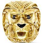 Thomas Sabo Bead Lion couleur or jaune