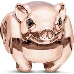 Thomas Sabo Bead petit cochon rose rose