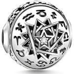 Thomas Sabo Bead Signes du zodiaque femme Argent sterling 925 noirci K0321-643-14