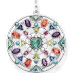 Thomas Sabo pendentif amulette multicolore