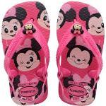 Tongs Havaianas Baby Disney Classics II Pink Flux-
