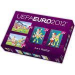 Trefl 4 Puzzles en 1 : UEFA EURO 2012