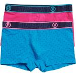 Trunk Pack 2 Boxers Homme BLEU S
