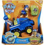 Véhicule Paw Patrol Dino Rescue avec figurine Chase