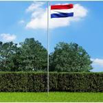 vidaXL Drapeau néerlandais 90x150 cm