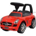 vidaXL Voiture rouge pour enfants Mercedes Benz