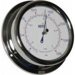VION Baromètre HI-SENS ou indicateur de marée ou Pendule inox diam:150 mm VION V-A130