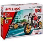 Voiture Et Moto - 5 Modeles Meccano