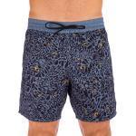 "Volcom Strange Daze Paisley 17"" Shorts bleu Shorts"
