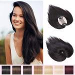 Perruques et postiches noires pour femme