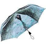 VON LILIENFELD® Parapluie Pliant Ouverture Automatique Résistant au Vent Légèrement Stable Mini Art Theo Michael: Romance