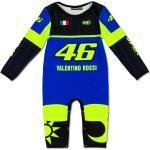 VR46 Replica Baby Barboteuse Noir Bleu 36
