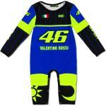 Vêtements VR46 bleus Valentino Rossi pour bébé