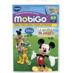 Vtech Jeu Mobigo Mickey