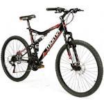 Vtt tout suspendu moma bikes hit 26 shimano 21v noir unique 165 185 cm