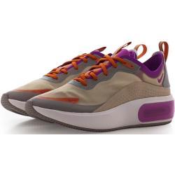 W Nike Air Max Dia Se, Lt Orewood Brn/Hyper Violet-Starfish 37 1/2