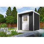 Weka Abri de Jardin en Bois Riva 4,3 m² (2 Coloris) - 262.2121.10000