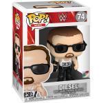 WWE - Diesel (Éd. Chase Possible) - Funko Pop Figurines n°74 - Funko Pop Figurines - pour unisex - multicolored